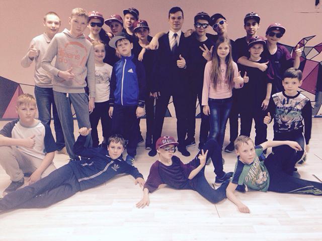 Школа танцев Ярослава Мелехина