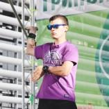Ярослав Мелехин — кинг-тат (king-tut) или таттинг на фестивале GreenWay г. Екатеринбург 2015 год